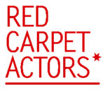 Red Carpet Actors - Logo